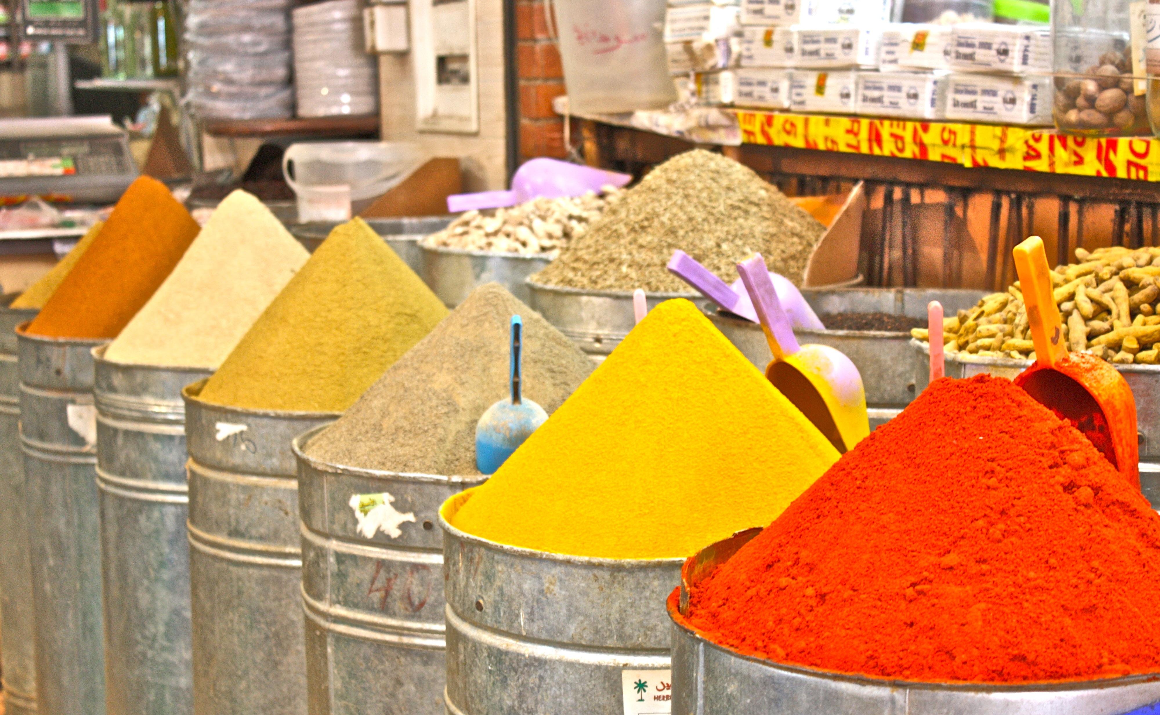 Trova Gli Ingredienti Per La Cucina Etnica Internazionale #CA2E01 3999 2466 Cucina Etnica Per Bambini